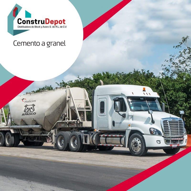 cemento a granel
